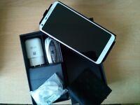 BNIB LG G6 White 64GB memory.