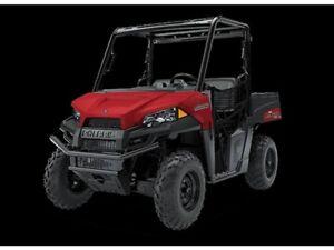 2018 Polaris Ranger 500 Solar Red