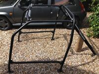 Renault 5 GT Turbo Safety Devices Roll Cage