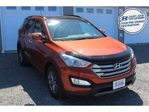 2015 Hyundai Santa Fe Sport Luxury! LEATHER! SUNROOF! AWD!