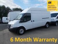 Ford Transit 350 RWD 2.2 TDCi 155 LWB H/Roof**LEASE Co DIRECT**MOT APRIL 2019**FULL SERVICE HISTORY*