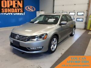 2013 Volkswagen Passat 2.0 TDI Comfortline (DSG) LEATHER, HEATED