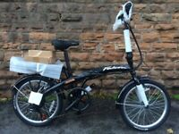 New Falcon Compact Folding E-Bike Electric Bike - RRP £1299