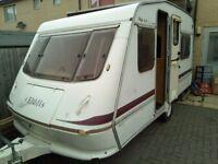 Eldis caravan