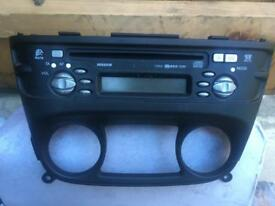 Nissan Almere radio