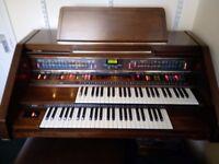 Lowery Jubilee organ model LC/30 with stool