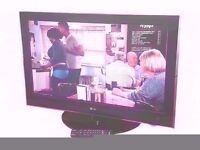 "LG 37"" LCD TV 1080P FULL HD USB"