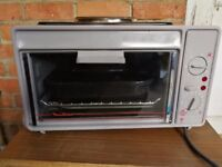 Moulinex Super Grill Mini Oven with Hob Brand New
