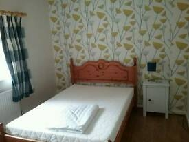 Double room available now