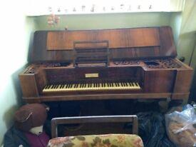 Square grand piano Broadwood