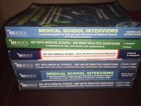 A-Level Biology, Maths, Chemistry books and Medical School Books