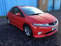 (61) Honda CIVIC 1.4 type S , mot - October 2018 , full Honda history ,astra,focus,auris,golf,a3,307