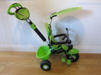 Smart Trike 3 in 1 Sport – Green