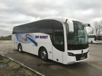 Coach Driver West London Based Heston