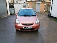 Honda jazz 1.4L 5DR 2005 Mot until next year very clean car