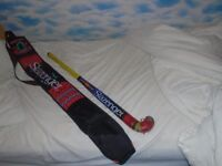 Slazenger Eclipse hockey stick and bag