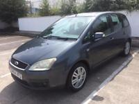 2004 FORD C-MAX 1.8 MOT MARCH 2018, DRIVES GREAT, READY TO GO, CMAX