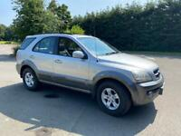 Kia Sorento 2.5 crd diesel manual sx 4wd 06reg ideal winter 4x4