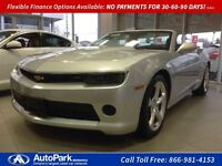 2015 Chevrolet Camaro RS 2LT| Rear View Camera| Heated Leath