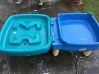 Little tykes sand/water tray