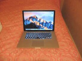 macbook pro intel i7 15.4 A1287