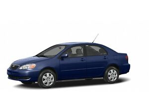 2006 Toyota Corolla CE Just arrived! Photos coming soon!