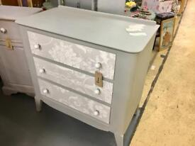 Chest of drawers. Popsicle Paints pitch