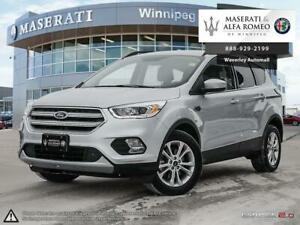 2017 Ford Escape SE: Backup Camera & Heated Seats!!