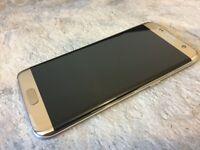Samsung Galaxy S7 Edge (UNLOCKED) in Perfect Working Order