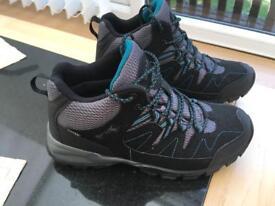 Regatta ladies walking boots new