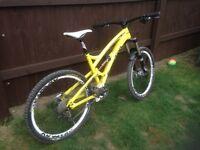 Transition covert carbon,mtb,enduro,downhill,mountain bike
