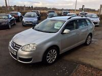 VOLKSWAGEN GOLF 2.0TDI DSG SE ESTATE - FINANCE AVAILABLE