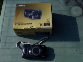 Fujifilm Finepix F660 EXR Compact Digital Camera
