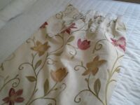 Harry Corry, 2 pairs of curtains & 2 cushions