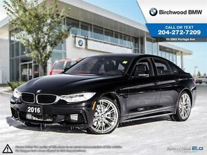 2016 BMW 4 Series 435i xDrive GC $17k Less Than New! Winter Tire