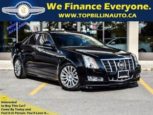 2012 Cadillac CTS Performance Collection AWD, 67K kms