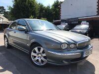 Jaguar X-Type 2.2 D Service History Sat/Nav Leather Seats 1 Owner 12 Months MOT 3 Months Warranty