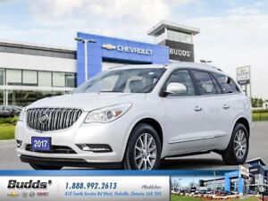 2017 Buick Enclave Leather SAFETY AND RECONDITIONED