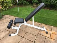Heavy Duty Weights Bench - pro incline