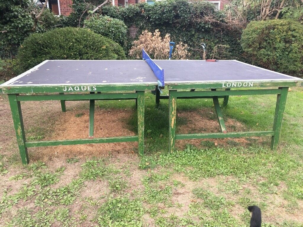 Vintage Jaques Of London Table Tennis