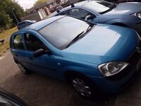 Corsa 1.2 semi auto. Spares or repairs