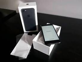 Apple iPhone 7 32GB Black EE Network