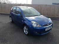 2008 FORD FIESTA 1.4 PETROL ZETEC CLIMATE FULL SERVICE MINT YEAR MOT NOT FOCUS