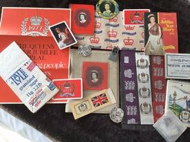 Large Collection Of Royal Memorabilia from 1937 to 1986. £10.00