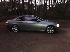 BMW 335i manual 338bhp