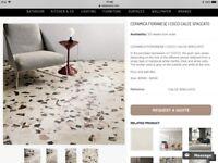 Job lot FIORANESE ceramic floor wall tiles