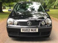 2002 VW Polo 1.2 3DR Hatchback Manual Long MOT 1 Owner From New