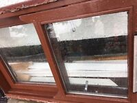 Free double glazed window collect today