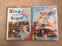 Sign Language DVDs