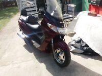 Suzuki Burgman Motorbike / Scooter For Sale